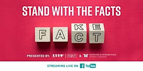 Stand with the Facts: Big Tech and the fight against misinformation tickets