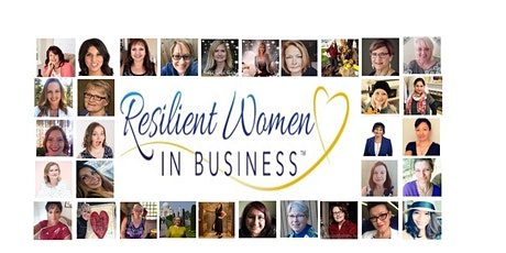 Vancouver Island - ZOOM ONLINE Resilient Women In Business Networking tickets