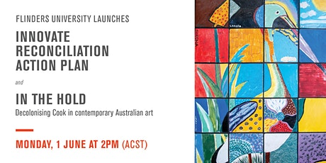 Online Launch: Reconciliation Week Action Plan and 'In the Hold' Exhibition tickets