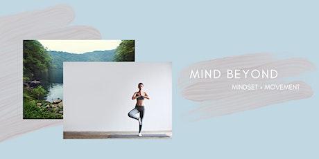 MIND BEYOND - YOGA & MEDITATION  - 1 WEEK PASS tickets