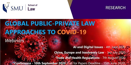 GLOBAL PUBLIC-PRIVATE LAW APPROACHES TO COVID-19 tickets