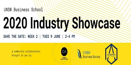 Industry Showcase 2020! tickets