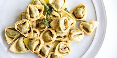 Handmade Tortellini - Online Cooking Class by Cozymeal™ tickets