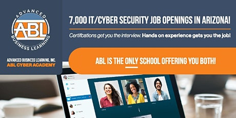 Career Training Fair - Train now in IT/Cyber and get a job in  6 months tickets
