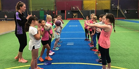 Pivot Netball Skill Sessions tickets