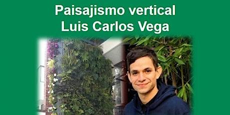Charlas Rain Bird: La Naturaleza en el Paisajismo vertical con Carlos Vega entradas