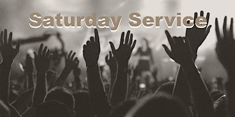 June Saturday Services  tickets