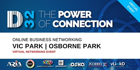 District32 Business Networking Perth – Vic Park / Osborne Park - Tue 02nd June tickets