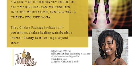 Chakra Alignment Workshop Series tickets