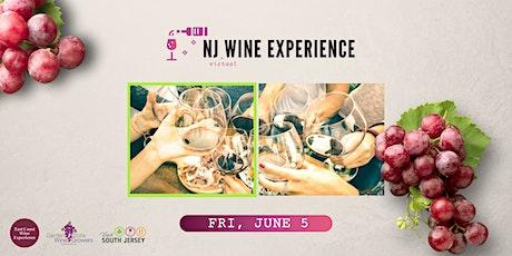 NJ Virtual Wine Experience tickets