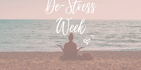 Holmesglen Rec De Stress Week - Online Meditation Classes tickets