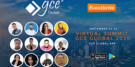 GCE Global | Virtual SUMMIT 2020 | We do things right!  entradas