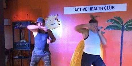 Active Health Club-Body Combat tickets