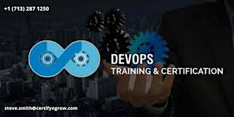 Devops 3 Days Certification Training in Aptos, CA,USA tickets