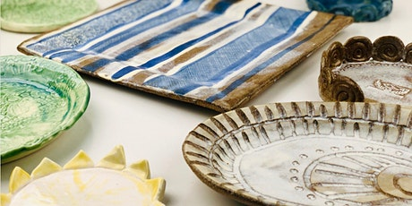 WORKSHOP | Make a Ceramic Bowl and Plate with Carys Martin tickets