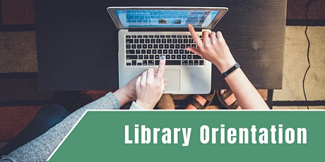 Library Orientation tickets
