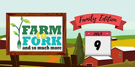 Farm to Fork - Family Edition - Day Tour tickets