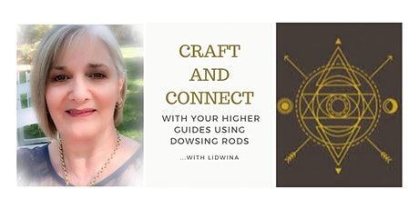 Craft and Connect With Your Higher Spirit Guides Using Dowsing Rods tickets