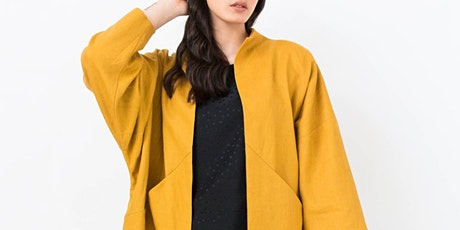 Sew the Sapporo Jacket by Papercut Patterns tickets