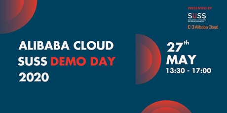Alibaba Cloud-SUSS Online Demo Day 2020 tickets