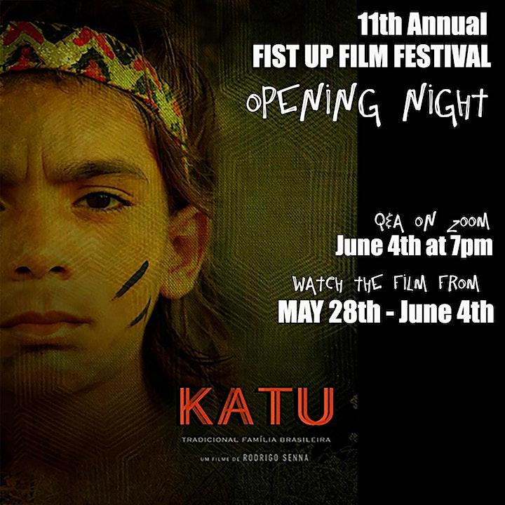 11th Annual #FistUpFilmFestival Opening Night image
