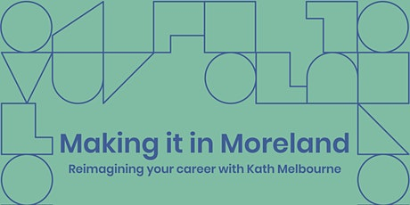 Reimagining your career with Kath Melbourne (MiiM tickets