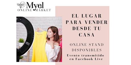 Myel Online Market boletos
