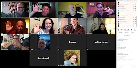 Engaging Virtual Meetings 3 tickets