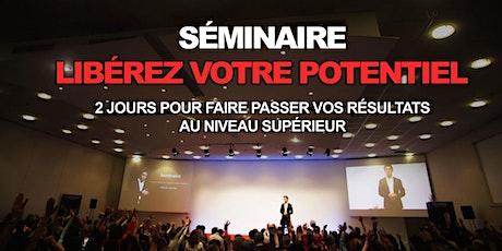 """BRUXELLES 3-4 Avril 2021 Séminaire """"Libérez votre potentiel"""" 2j tickets"""