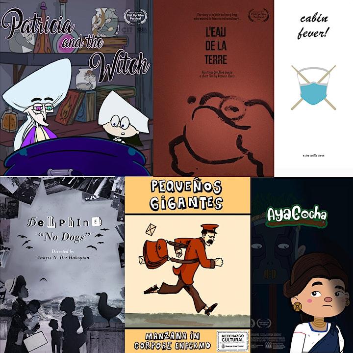 11th Annual #FistUpFilmFestival Animation Short Films image