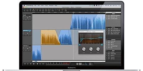 Hindenburg Beginners Podcast Editing Workshop (Virtual) tickets