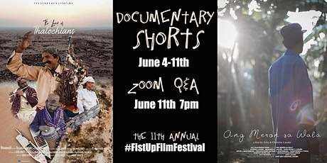 11th Annual #FistUpFilmFestival Documentary Shorts tickets