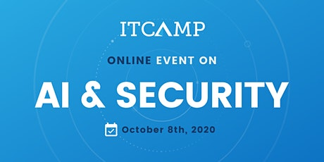 ITCamp Online Event on AI &  Security tickets