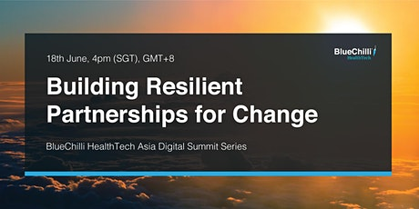 Building Resilient Partnerships for Change tickets