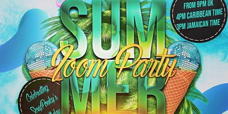 Summer Zoom Party tickets
