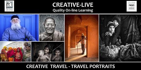 Creative Travel 1 - Travel Portraits tickets