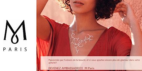 Réunion d'opportunité M Paris - Rebondir pour mieux repartir ! billets