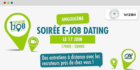 E-Job Dating Dordogne et Charente : décrochez un emploi dans votre région ! billets