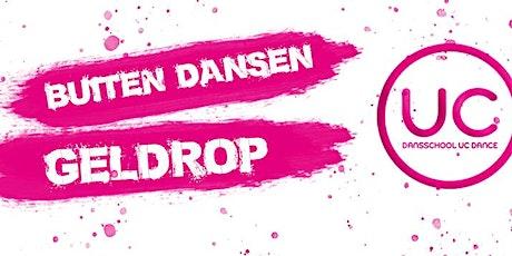 UC Dance - Streetdance 18.30 – 19.30 uur (14 jaar en ouder) tickets