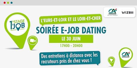 E-Job Dating Eure-et-Loir et Loir-et-Cher : décrochez un emploi dans votre région ! billets
