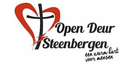 Open Deur Steenbergen kerkdienst woensdagavond  tickets