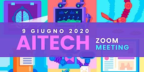 AITECH2020 - ZOOM MEETING biglietti