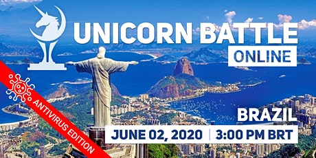 Unicorn Battle in Brazil entradas