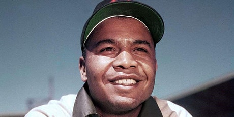 """Like Being the Second Person to Invent the Telephone"" Larry Doby tickets"