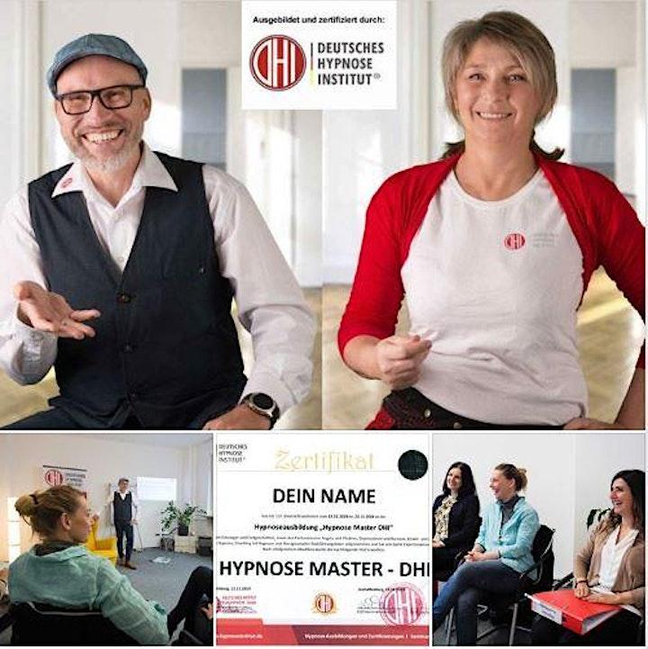 08.11.21 - Hypnoseausbildung Premium - Stufe 1+2+3 -  in Aschaffenburg: Bild