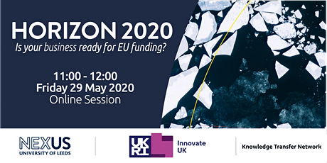 Horizon 2020 - Is your business ready for EU funding? tickets