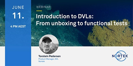 Introduction to DVLs: From unboxing to functional tests tickets