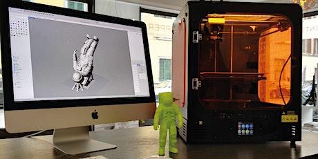 Corso di stampa 3D Livello Base di Giugno biglietti