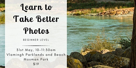 Learn to Take Better Photos - Vlamingh Parklands and Beach tickets