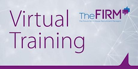 Virtual Training - Recruitment Copywriting Workshop (Premium Members only) tickets